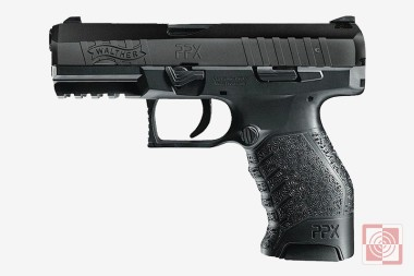 Pistolet Walther PPX 9 mm x 19